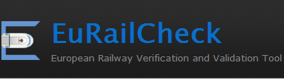 EURAILCHECK ERA – Formalization and Validation of ETCS