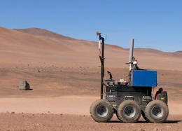 IRONCAP – Innovative Rover Operations Concept – Autonomous Planning