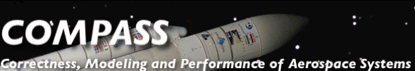 COMPASS – Correctness, Modeling and Performance of Aerospace Systems