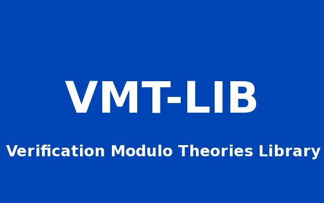 Verification Modulo Theories